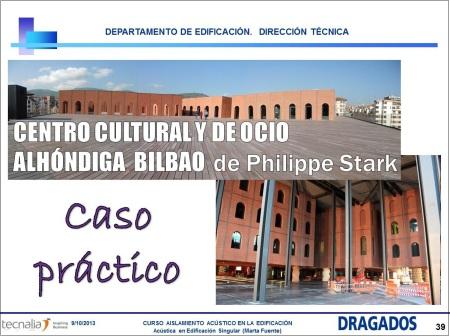caso practico Alhondiga Bilbao