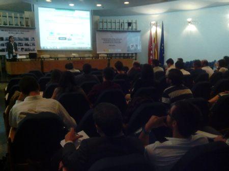 seminario acustica cursos avanzados del torroja 2014